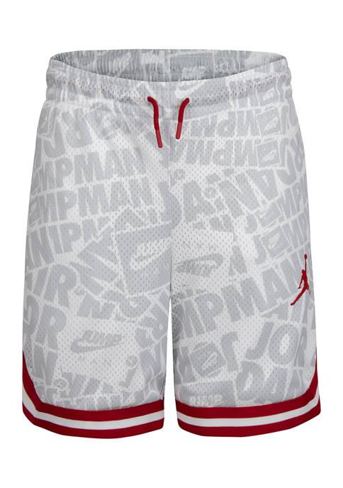 Boys 8-20 Jumpman Mesh Shorts