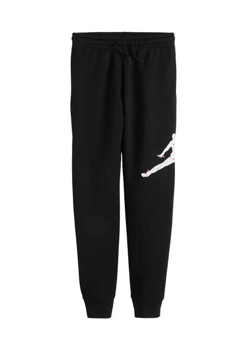 Boys 8-20 Jump Man Fleece Pants