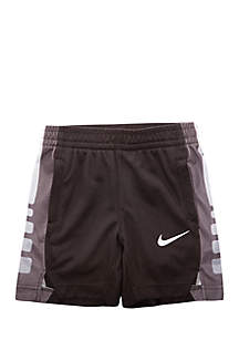 Boys 4-7 Elite Stripe Shorts