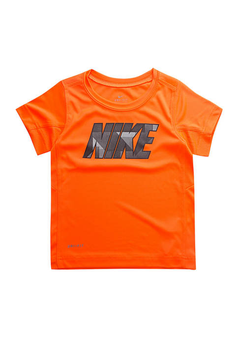Boys 4-7 Legacy Dri-FIT Logo T-Shirt