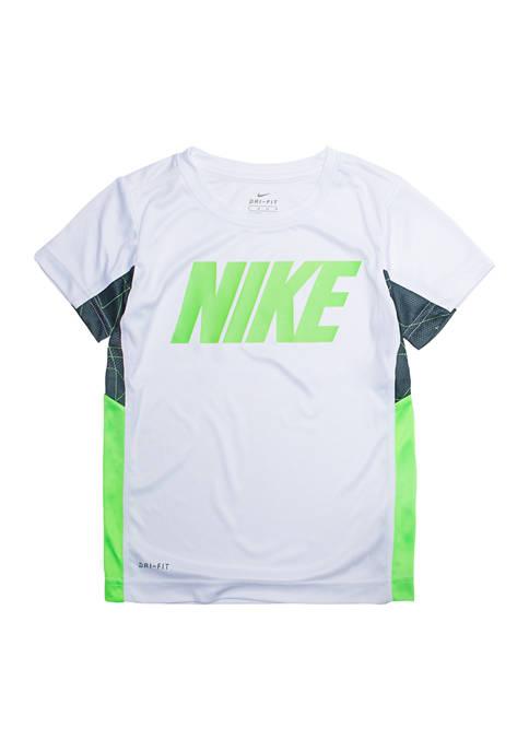 Nike® Boys 4-7 Dri-FIT GFX Legacy T-Shirt