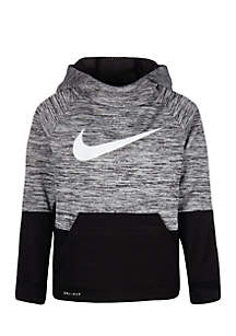 Boys 4-7 Therma-FIT Swoosh Pullover Hoodie