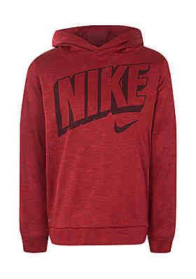 Nike® Boys 4-7 Long Sleeve Swoosh Pullover ... cc0cb196c