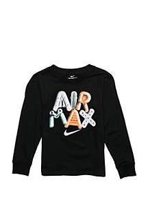 Boys 4-7 Air Bubble Max Long Sleeve Tee