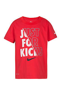 Boys 4-7 Just For Kicks Dri-Fit \