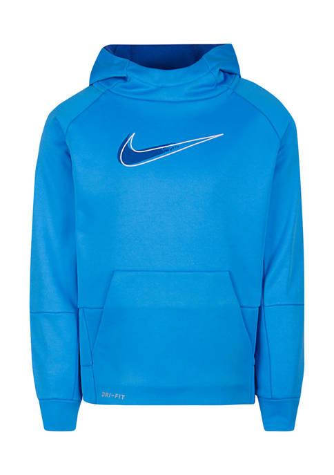 Nike® Boys 4-7 Therma GFX Legacy Hoodie