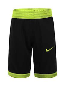 Nike® Boys 4-7 Dry Elite Stripe Shorts