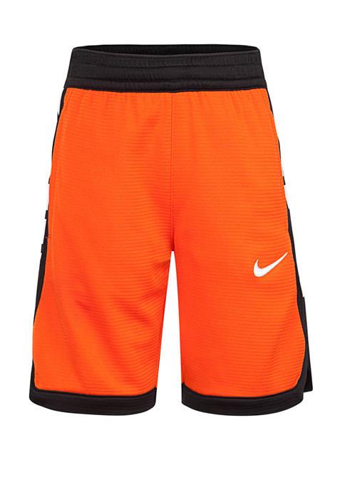 Boys 4-7 Dry Elite Stripe Shorts