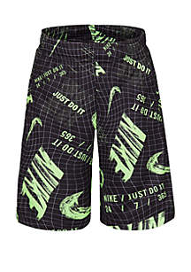 Nike® Boys 4-7 AOP Dry Shorts