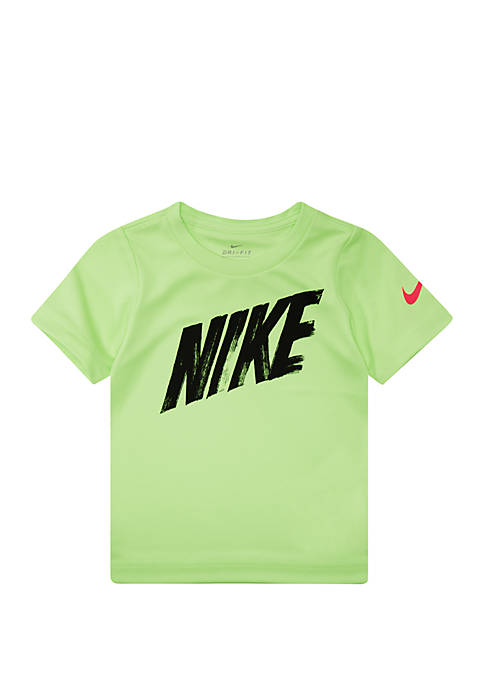 Nike® Boys 4-7 Dri Fit Short Sleeve Tee
