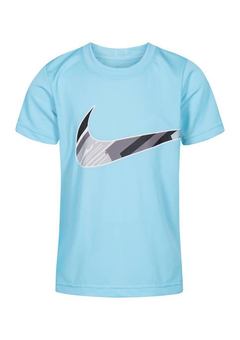 Nike® Boys 4-7 Dominate Swoosh T-Shirt