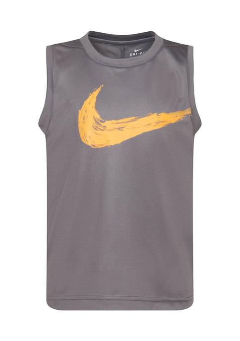 Nike® Boys 4-7 Breathe Sleeveless Hyper Tank