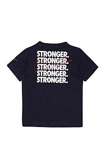 Nike® Boys 4-7 Americana Futura Cotton Short Sleeve Tee
