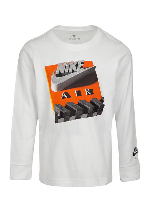 Boys 4-7 Air Shoebox T-Shirt