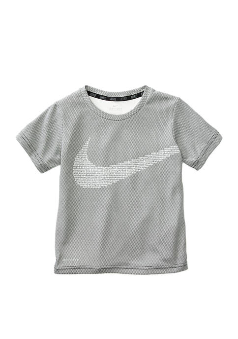 Nike® Boys 4-7 Short Sleeve Statement Graphic T-Shirt