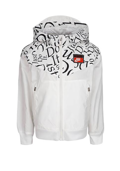 Nike® Boys 4-7 JDIY Windrunner Jacket