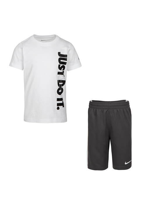 Nike® Boys 4-7 Just Do It T-Shirt and