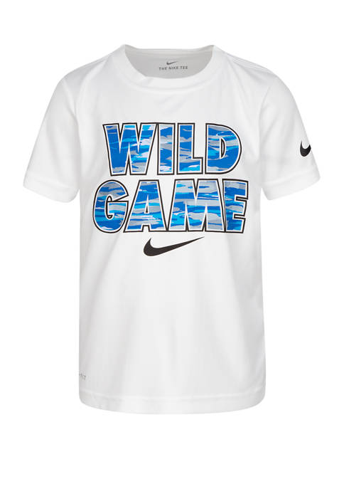 Boys 4-7 Short Sleeve Wild Game Graphic T-Shirt