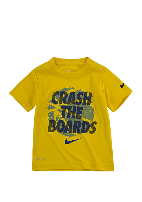 Boys 4-7 Crash Board Short Sleeve T-Shirt
