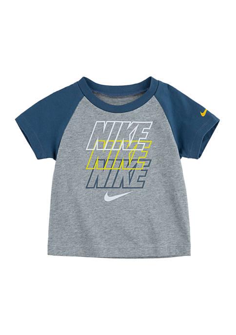Boys 4-7 Short Sleeve Logo Graphic T-shirt