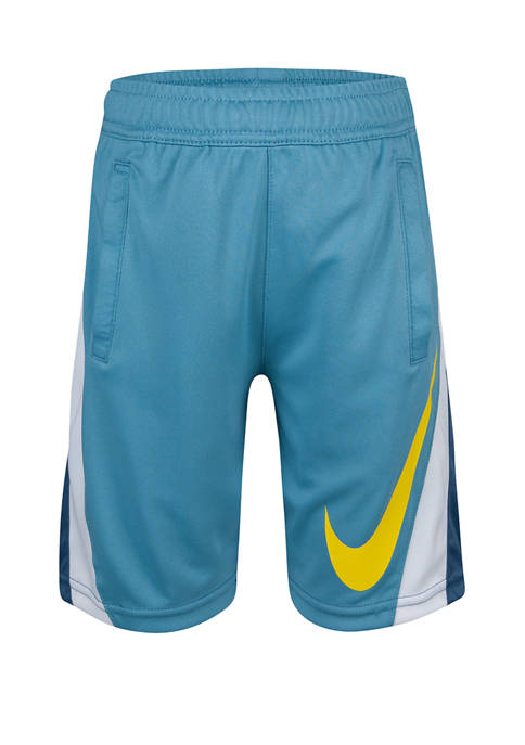 Boys 4-7 Dri-FIT HBR Color Block Shorts