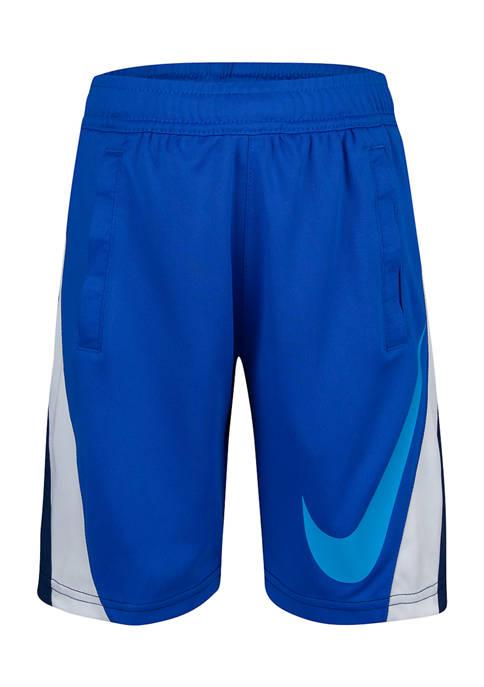 Nike® Boys 4-7 Dri-FIT HBR Color Block Shorts