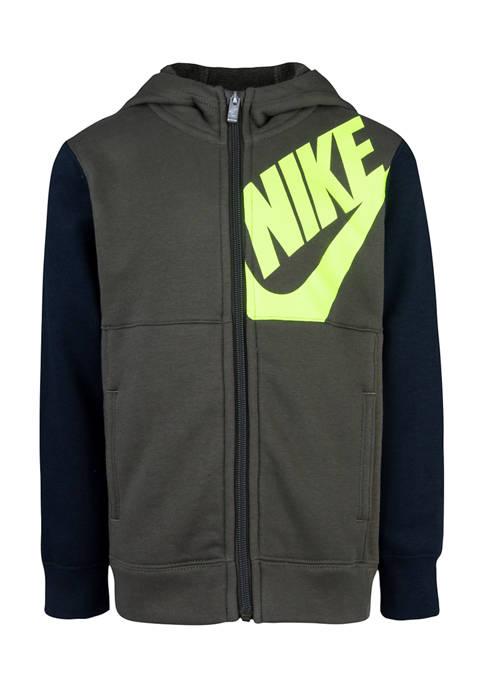 Boys 4-7 Zip Up Fleece Jacket