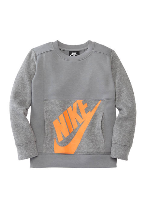 Nike® Boys 4-7 Graphic Sweatshirt