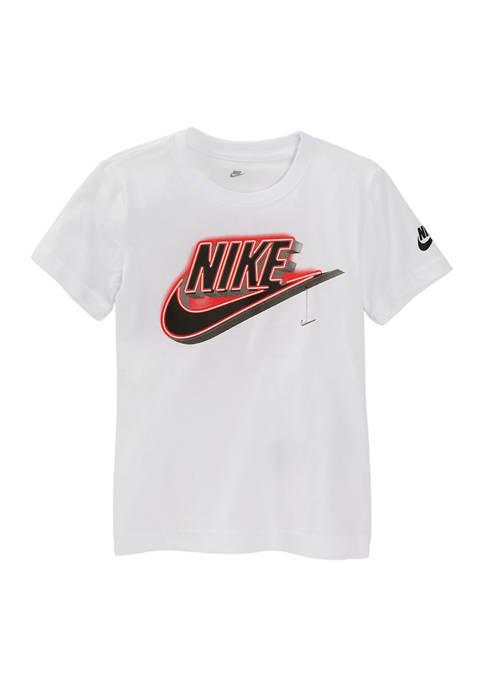 Nike® Boys 4-7 Futura Light T-Shirt