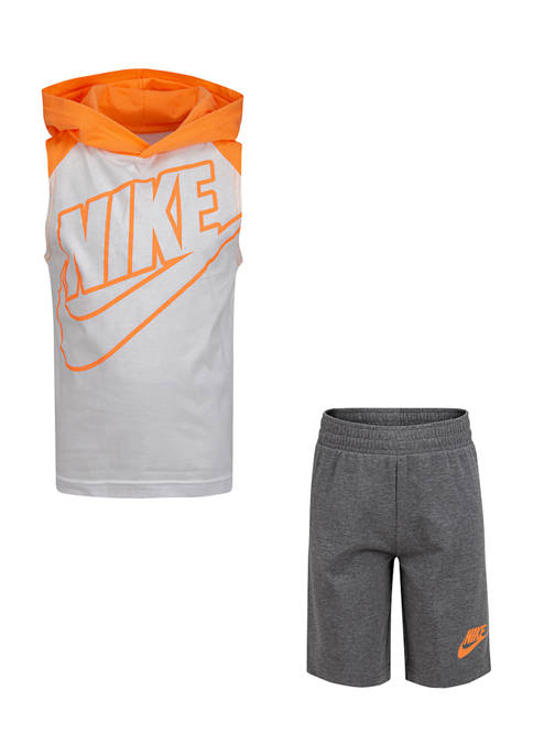 Nike® Boys 4-7 Night Games Muscle Tank and