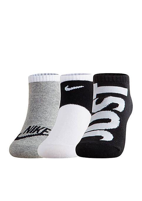Nike® Boys 5-7 Just Do It No Show