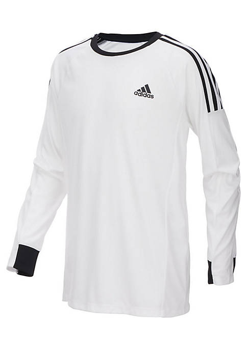 adidas Boys 4-7 Long Sleeve Climalite® Challenger Top