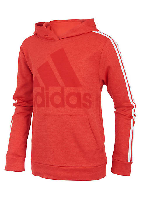 adidas Boys 8-20 Classic Pullover Hoodie
