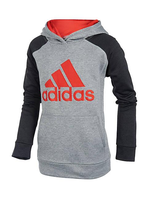 adidas Boys 8-20 Fusion Pullover