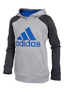 adidas Boys 4-7 Fusion Pullover