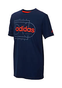 Boys 8-20 Short Sleeve Climalite Game Graphic Tee