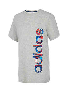 53ab1608 adidas Boys 4-7 Short Sleeve USA Tee ...