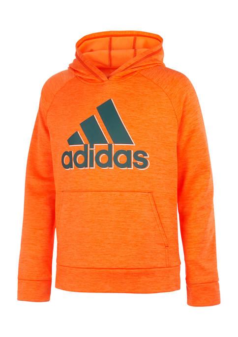 adidas Boys 8-20 Hooded Pullover