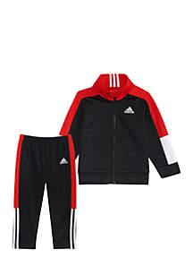Toddler Boys Two-Piece Long Sleeve Paramount Tricot Set