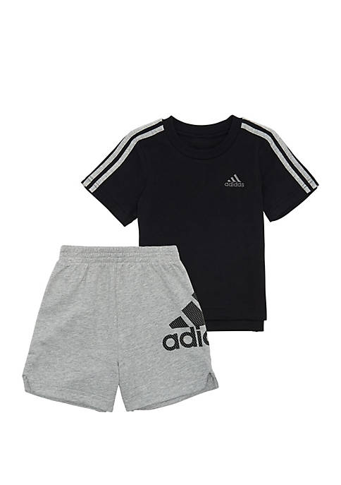Boys 2-7 Sport Short Set