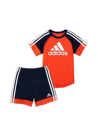 adidas shirt and shorts set