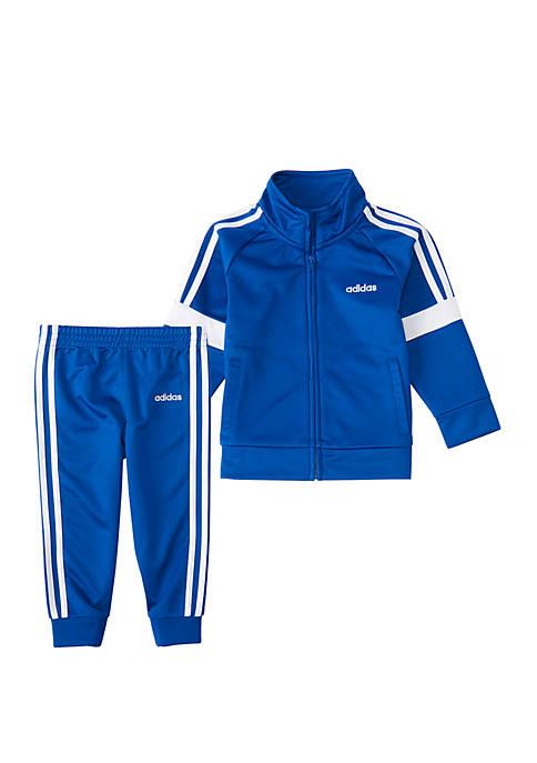 adidas Boys 4-7 Event Jacket Set