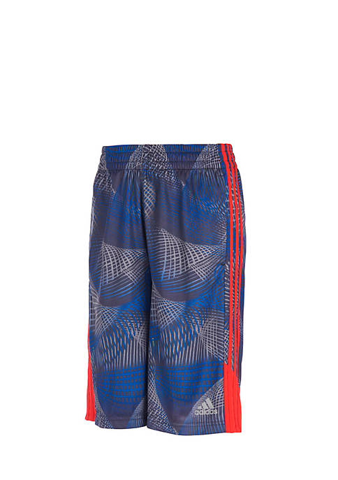 adidas Climalite Amplified Net Short Boys 8-20