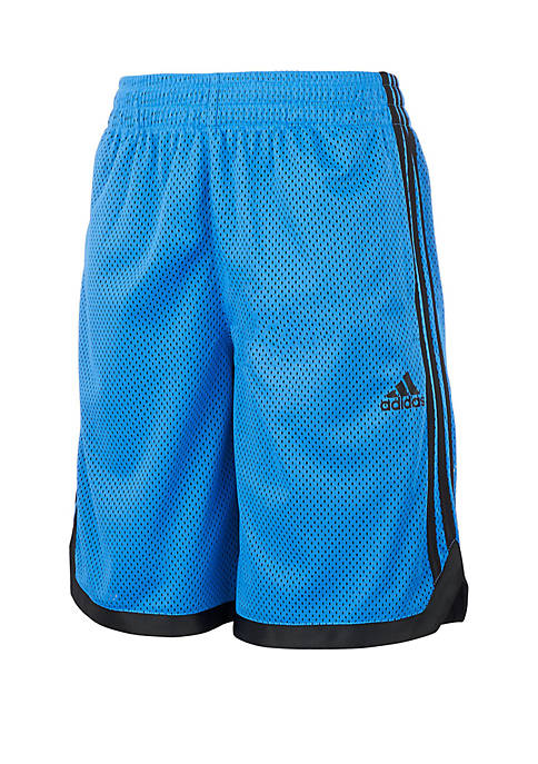 adidas Boys 2-7 Seasonal Mesh Shorts