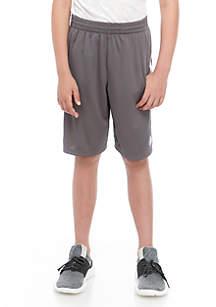 adidas Boys 8-20 3 Stripe Shorts