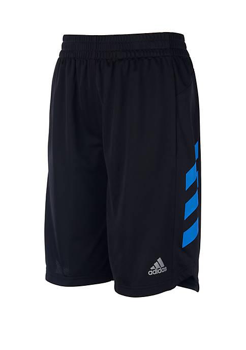 adidas Boys 2-7 Sport Shorts