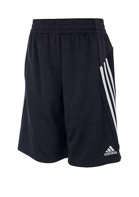 adidas Boys 2-7x Melange Shorts