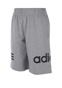 adidas Boys 8-20 French Terry Shorts