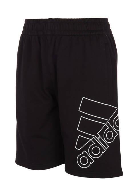 adidas Boys 8-20 Branded Love Shorts