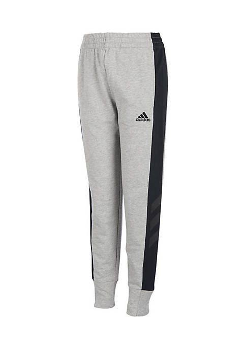 adidas Boys 8-20 Athletic Fit Joggers